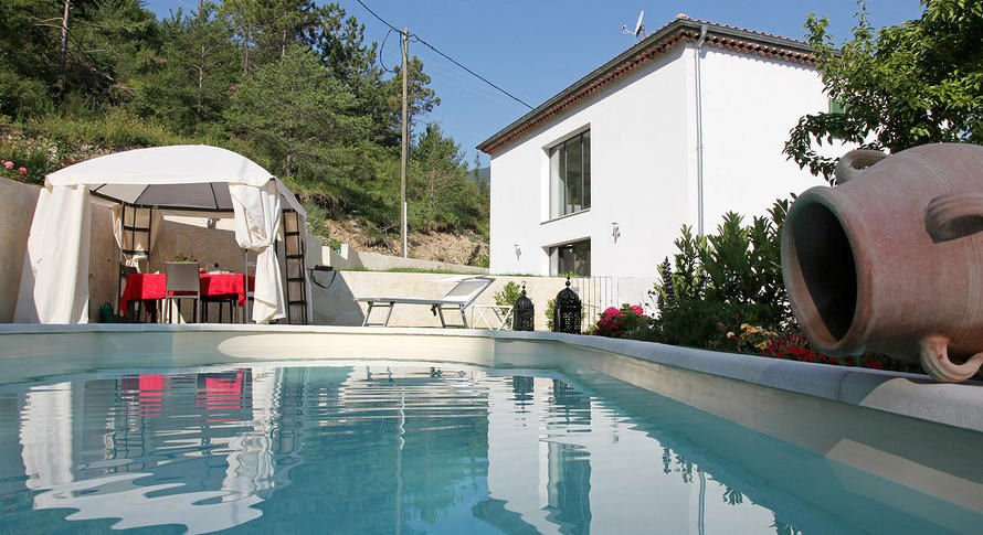 Chambres d'hôtes Les Iris, chambres Sospel, Côte d'Azur on
