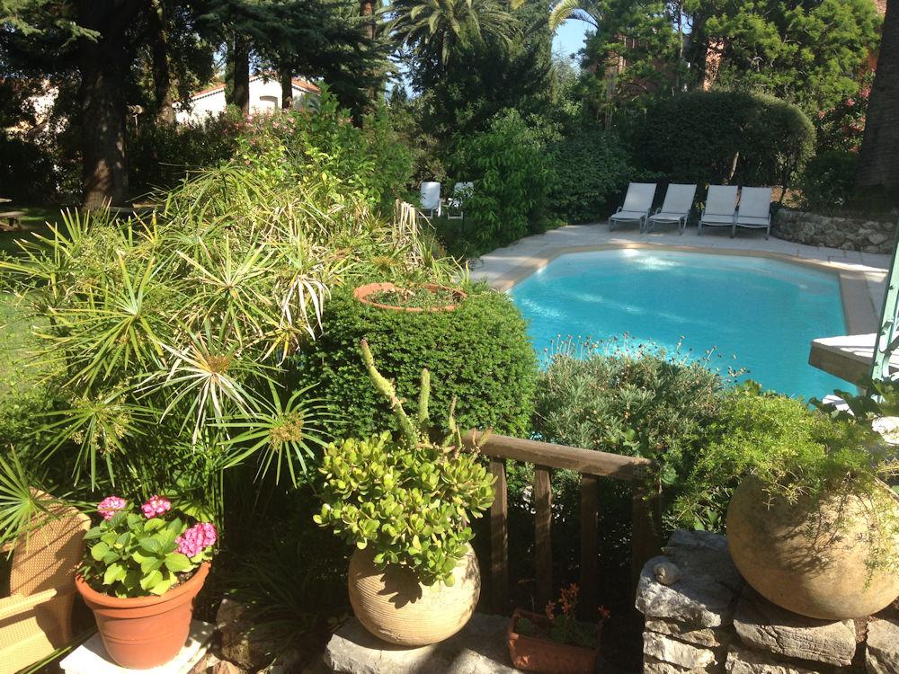 Gästezimmer Jardins Fragonard, Zimmern Cagnes sur Mer, Côte d\'Azur