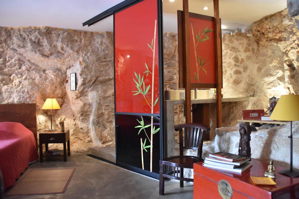 Chambres d 39 h tes le petit jardin chambres marseille marseille calanques provence corniche - Chambre d hote pres de marseille ...