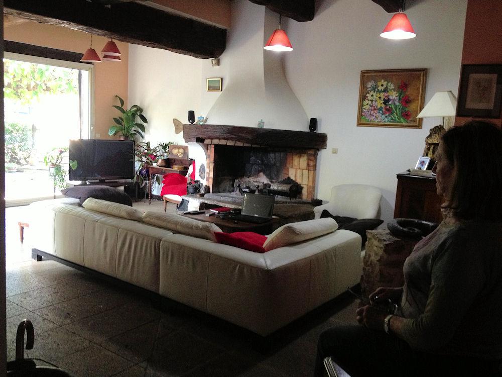 Chambres d 39 h tes villa du lac chambres marseille dans for Chambre d hote istres 13