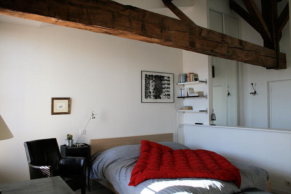 chambre d 39 h tes studio de charme le bougainvill e chambre marseille dans les bouches du. Black Bedroom Furniture Sets. Home Design Ideas