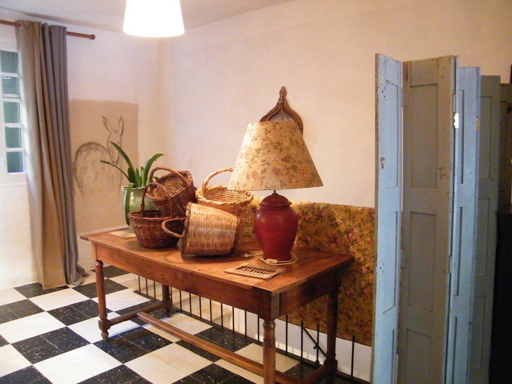 chambre d 39 h tes mary des moutons chambre eygali res dans les bouches du rh ne 13 alpilles. Black Bedroom Furniture Sets. Home Design Ideas