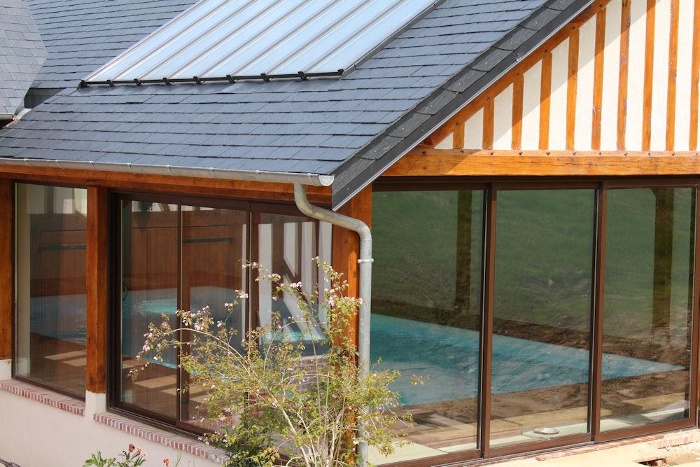 Chambres d 39 h tes du clos devalpierre piscine int rieure for Piscine interieure