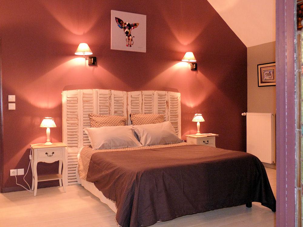 chambres d 39 h tes clos de la valette chambres fontaine henry bessin. Black Bedroom Furniture Sets. Home Design Ideas