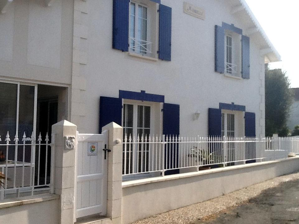 Chambres d 39 h tes villa mirabelle chambres d 39 h tes saint - Chambres d hotes saint palais sur mer ...