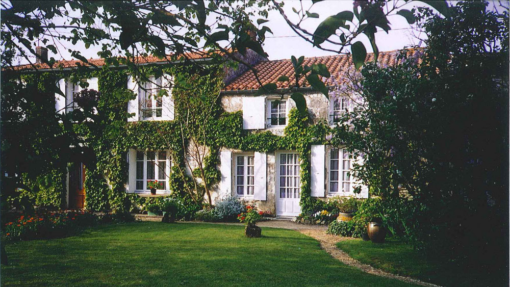 Chambres D'Hôtes La Glycine, Chambres Thairé, Pays Rochelais