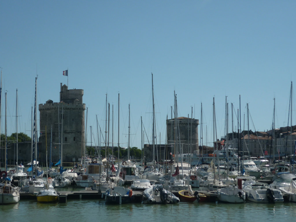 Belle Ville En Charente Maritime