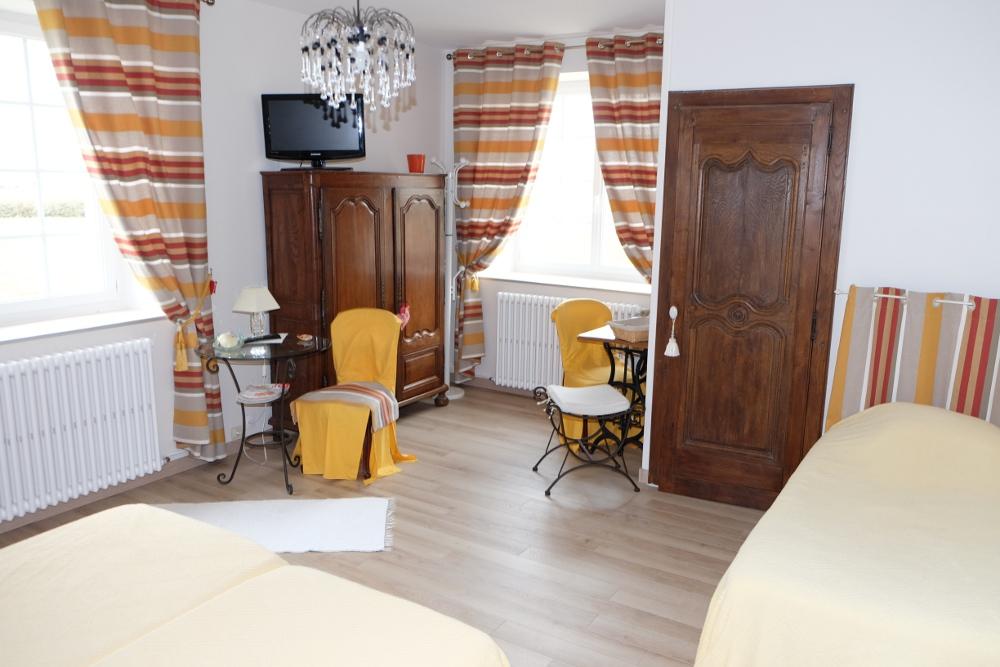 Chambres d 39 h tes ferme de mailly chambres lazenay dans - Chambre d hote dans le cher 18 ...