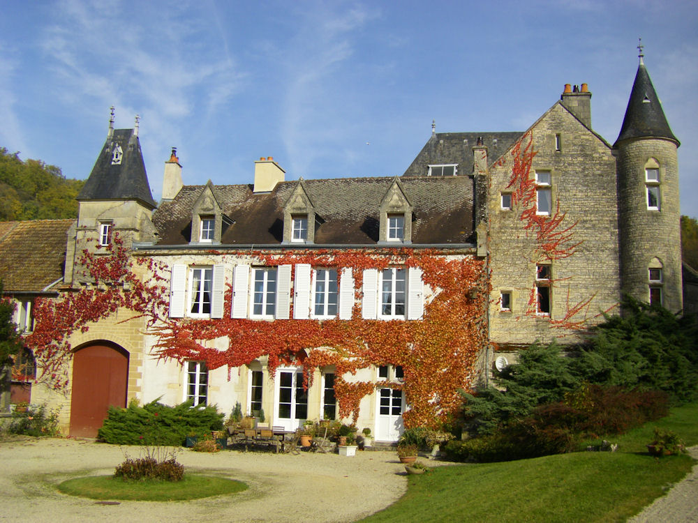 Chambres d 39 h tes prieur de bonvaux chambres d 39 h tes plombi res l s dijon bourgogne route des - Chambre d hote route des vins bourgogne ...