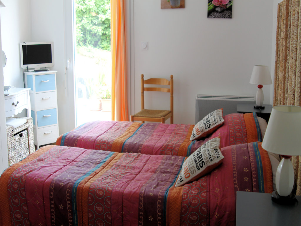 Chambres d 39 h tes accueil sourire chambres pl neuf val - Chambre d hote pleneuf val andre ...