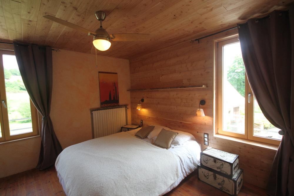 Chambres d\'hôtes La Maison du Bonheur, chambres Anlhiac, Périgord