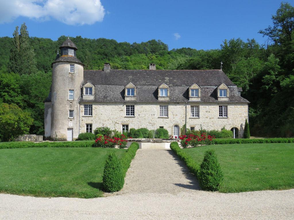 Chambres d 39 h tes ch teau de gaubert chambres terrasson lavilledieu p rigord noir - Chambres d hotes chateau ...