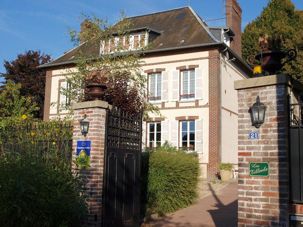 Chambres du0026#39;hu00f4tes Les 8 Tilleuls, Chambres du0026#39;hu00f4tes Bazincourt sur ...