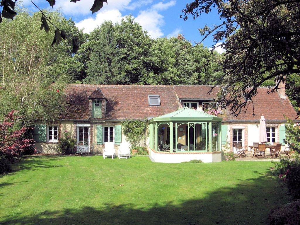 chambre d 39 h tes le jardin de la fauveli re chambres d 39 h tes pullay normandie sud. Black Bedroom Furniture Sets. Home Design Ideas