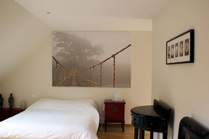 Chambres d 39 h tes la canop e des pins chambres d 39 h tes cl der baie de morlaix roscoff - Chambres d hotes sausset les pins ...