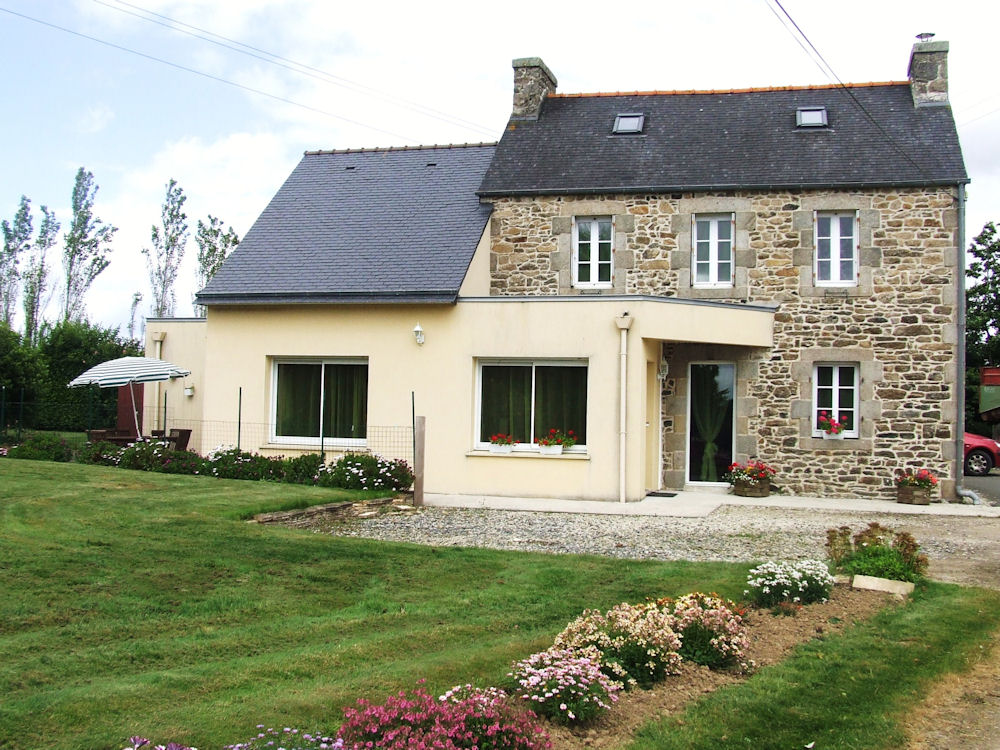 Chambres d 39 h tes frede chambres d 39 h tes ploun vez lochrist nord finist re - Chambre d hote finistere ...