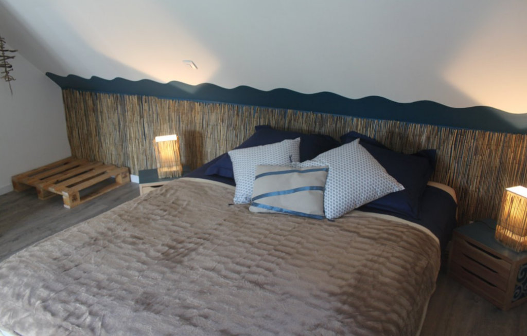 La chambre du vaudic kamer pordic près de la baie de saint