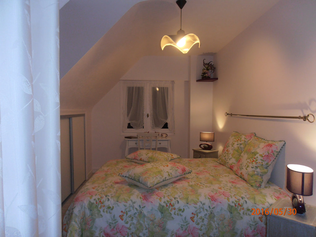 Chambres d 39 h tes chez coco chambres tr gunc dans le for Chambres hote finistere