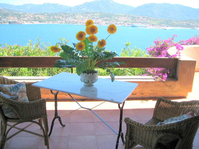 Villa vetricella chambres d 39 h te vue mer casas rurales - Chambre d hote corse du sud bord de mer ...