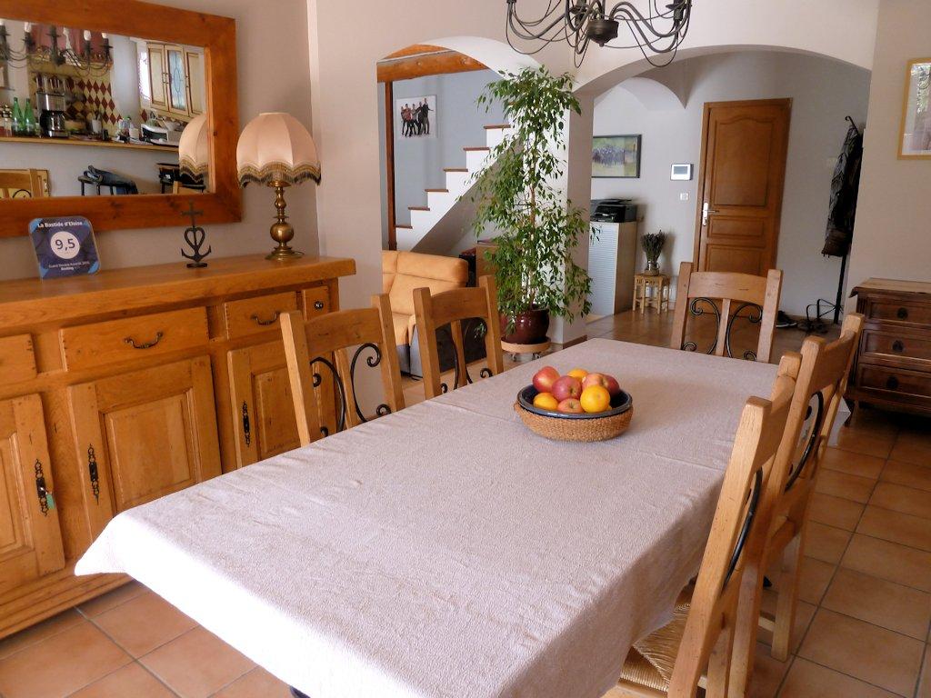 Les chambres d 39 h tes d 39 elo se suite familiale aramon le pont du gard - Chambre d hote le pont egletons ...