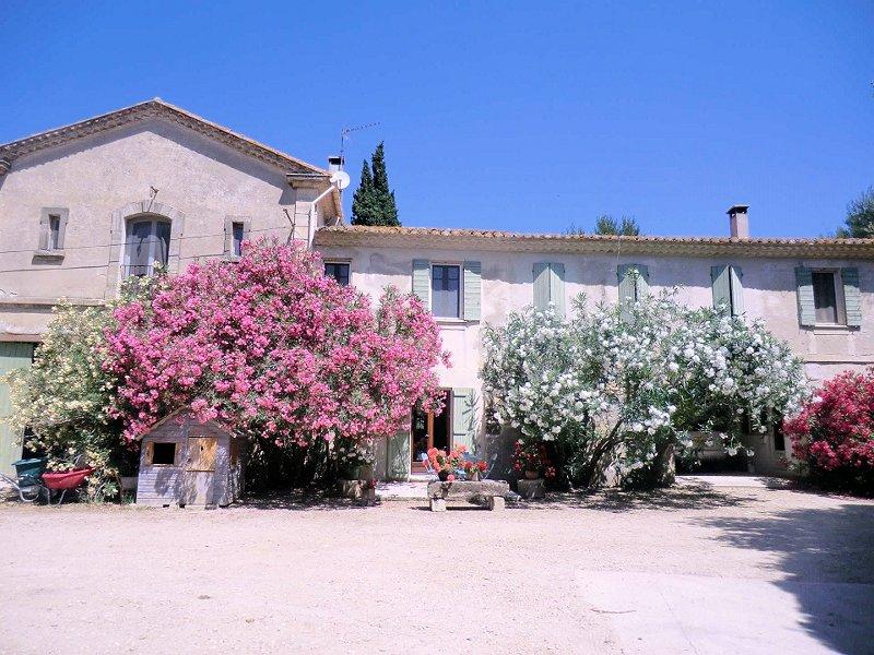 Chambres DHtes Le Mas DAuzires Chambres SaintGilles Occitanie