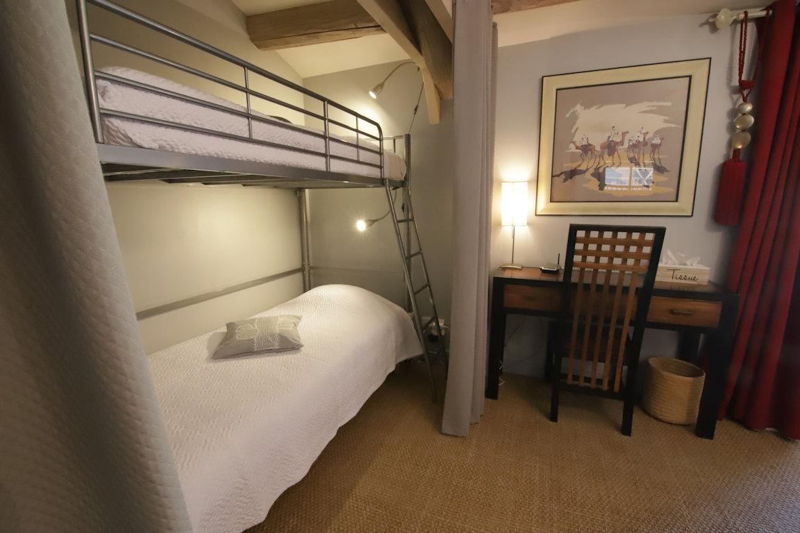 Chambres d'hôtes La Castellane, chambres Saint Sauveur