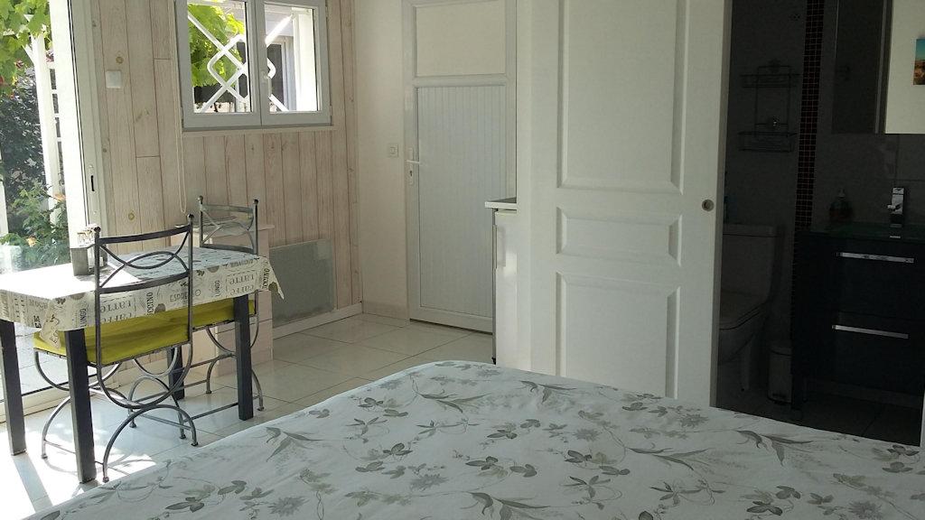 chambre d 39 h tes chez chantal et salvador chambre la teste de buch bassin d 39 arcachon. Black Bedroom Furniture Sets. Home Design Ideas