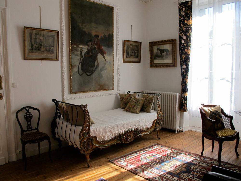Chambre d 39 h tes la maison bordelaise habitaci n en bordeaux en gironde 33 aquitaine - Chambre d hote region bordelaise ...