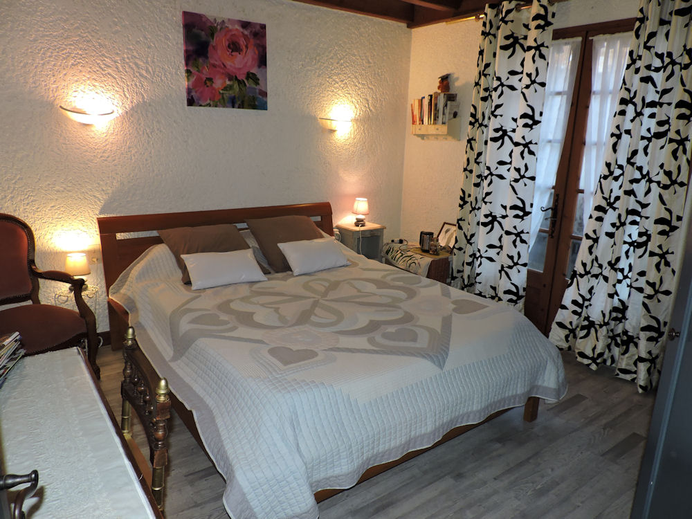 Chambres d 39 h tes villa zaphira bed breakfasts gujan - Chambres d hotes gujan mestras ...