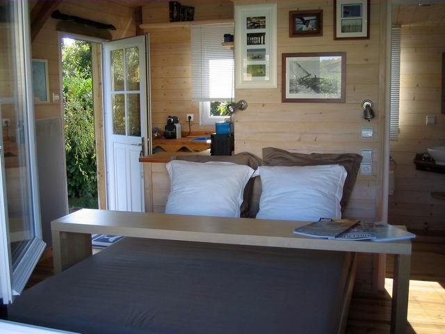 Chambres DHtes La Cabane Du Pcheur Cabane Et Suite AndernosLes