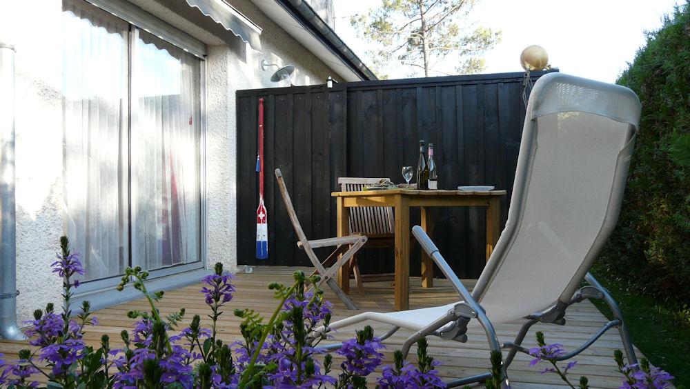 chambres d 39 h tes la cabane du p cheur cabane et suite andernos les bains en gironde 33. Black Bedroom Furniture Sets. Home Design Ideas