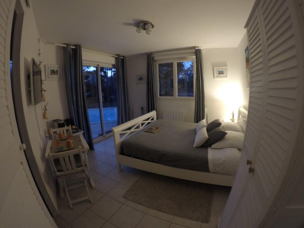 chambres d 39 h tes l 39 hacienda golf spa chambres et duplex gujan mestras bassin d 39 arcachon. Black Bedroom Furniture Sets. Home Design Ideas