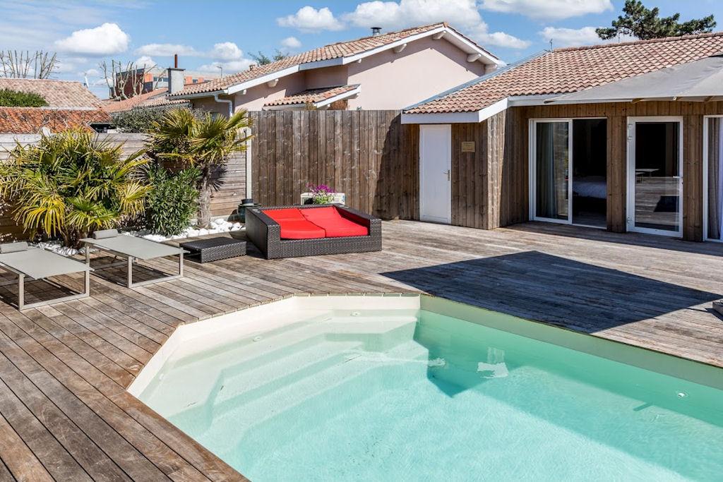 chambres d 39 h tes villa eliette chambres d 39 h tes andernos les bains bassin d 39 arcachon. Black Bedroom Furniture Sets. Home Design Ideas