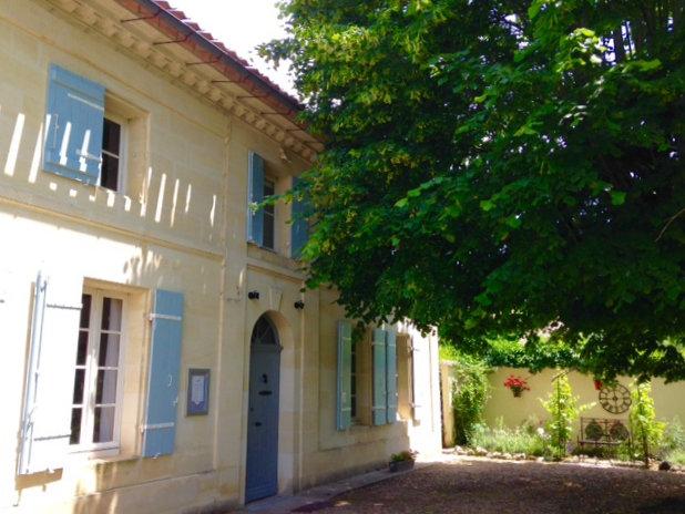 Chambres DHtes La Maisonne Girondine Chambres SaintMagne De