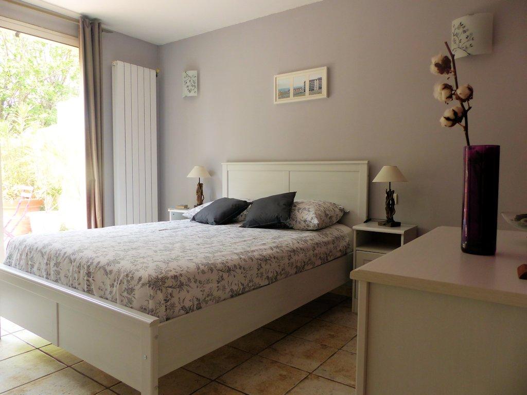 chambres d 39 h tes el patio chambres saint just dans l 39 h rault 34 petite camargue h raultaise. Black Bedroom Furniture Sets. Home Design Ideas
