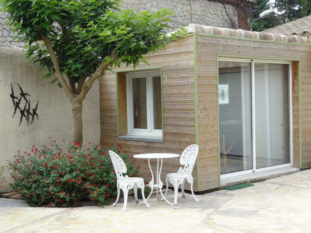 Chambres d 39 h tes el patio chambres saint just dans l - Chambres d hotes dans l herault ...