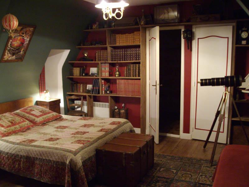 Chambres d 39 h tes manoir de la baronnie suites et chambres for Hotel saint malo jacuzzi chambre