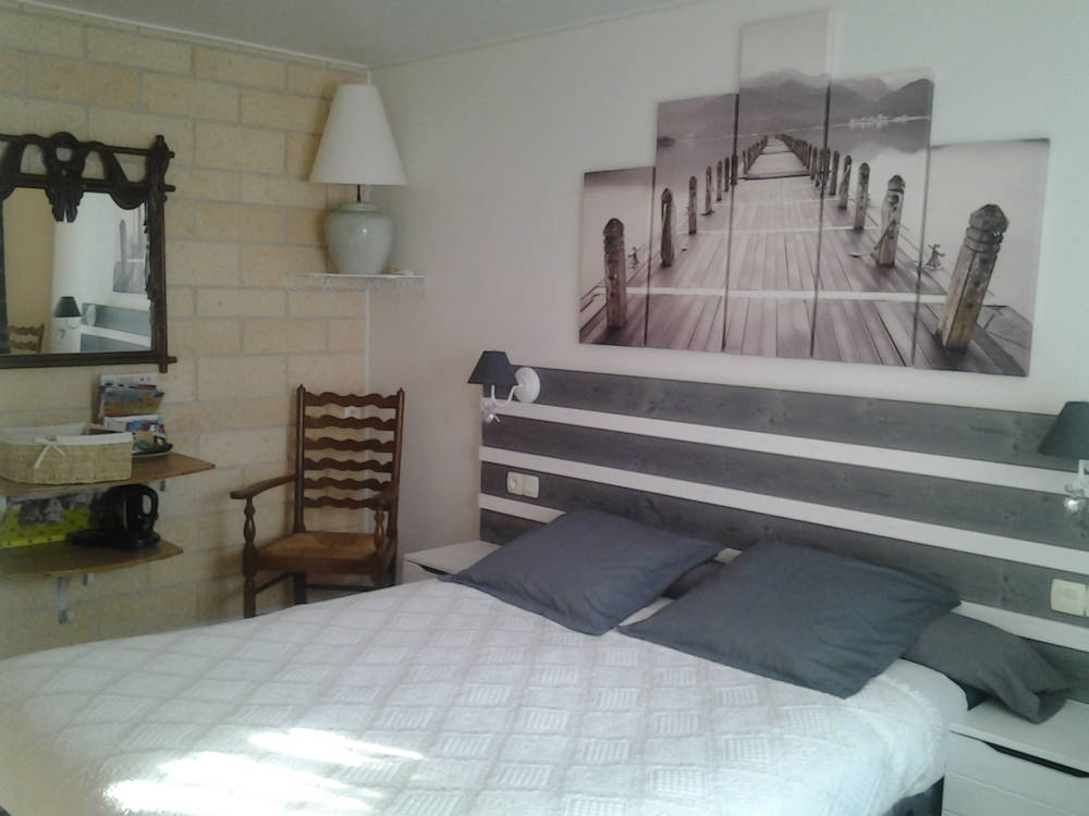 Chambres DHtes La Pastourelle Chambres Et Duplex SaintMloirDes