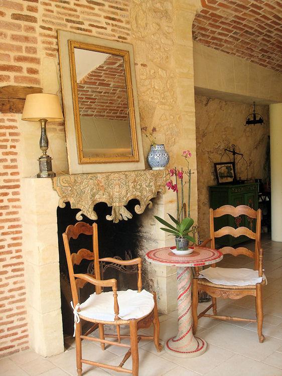 Chambres d 39 h tes la tonnelle chambres d 39 h tes vouvray ch teaux et jardins du val de loire - Chambres d hotes vouvray ...
