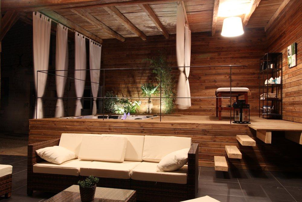 Chambre d 39 h tes touraine espace bien tre spa suite ligr touraine - Chambres d hotes touraine ...