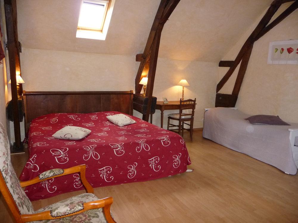 Chambres d 39 h tes clos saint georges chambres d 39 h tes ligni res de touraine touraine val de loire - Chambres d hotes touraine ...