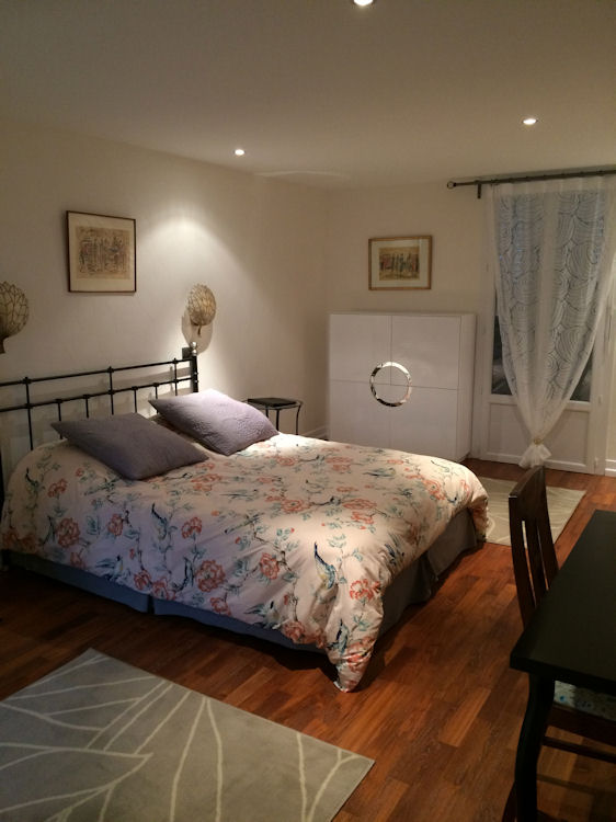 Chambres d 39 h tes villa atmosph re chambres grenoble - Chambre d agriculture grenoble ...