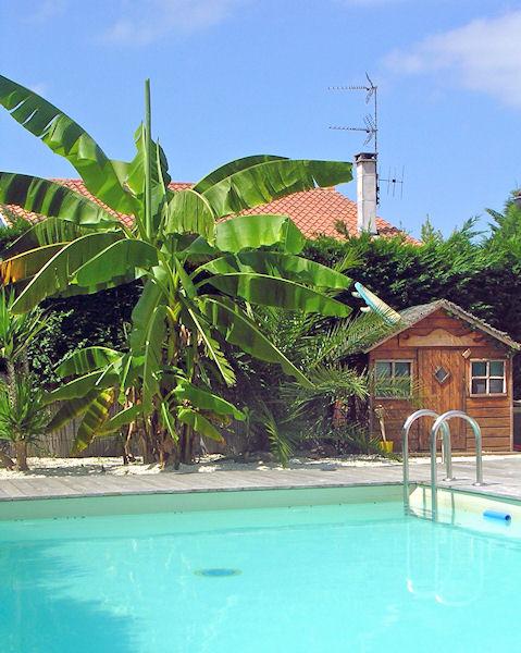 Chambre d 39 h tes bamboo chambre tarnos dans les landes 40 5 km de bayonne - Chambre d hote dans les landes ...