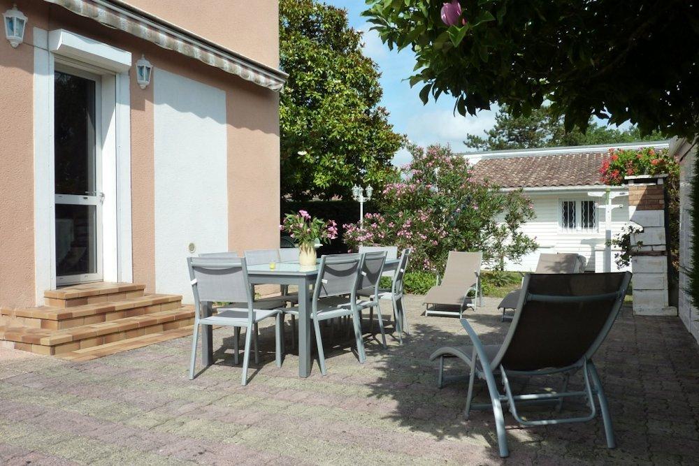 Chambres d 39 h tes villa des bruy res rooms in narrosse in for Appart hotel hossegor