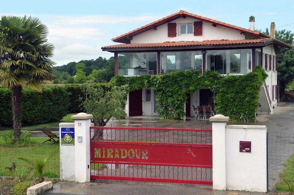 Chambres d 39 h tes miradour chambres tarnos dans les landes 40 fronti re landes pays basque - Chambre d hote dans les landes ...