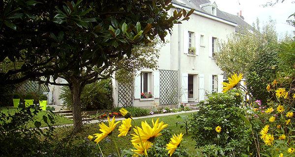 Chambres d 39 h tes au gr du temps casas rurales saint for Chambre d hote 41110 saint aignan