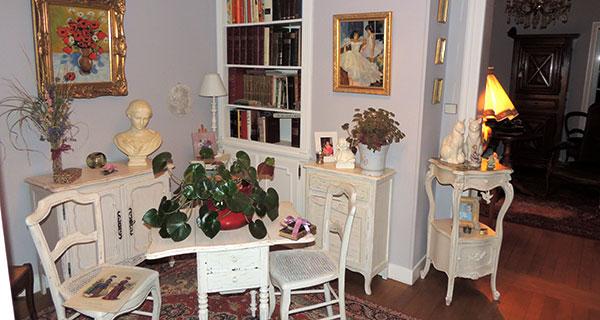 Chambres d 39 h tes au gr du temps chambre chambres familiales et suite familiale saint - Chambres d hotes saint aignan ...