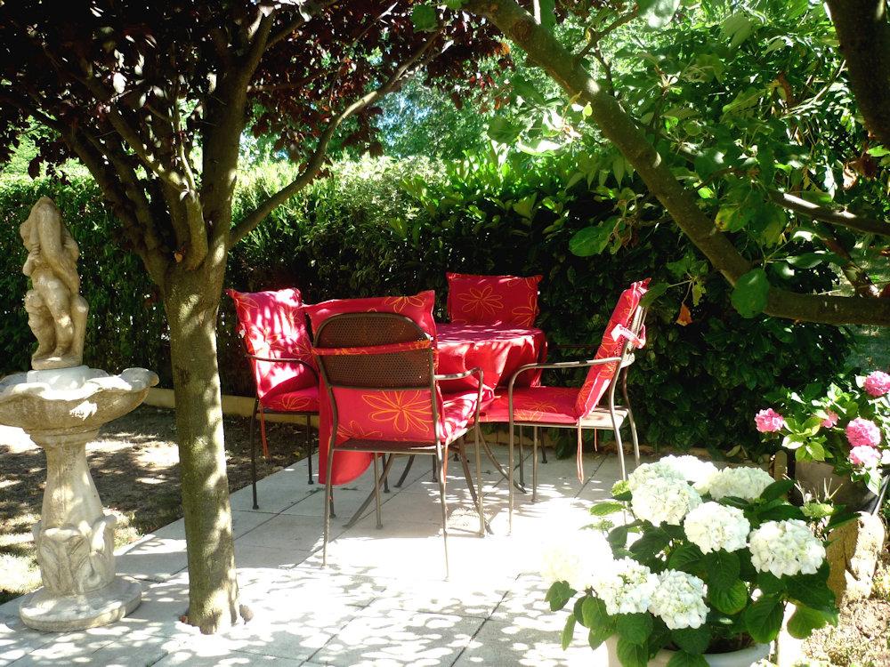 Chambres et table d 39 h tes les jardins de champfleury - Chambre d hote le puy en velay ...