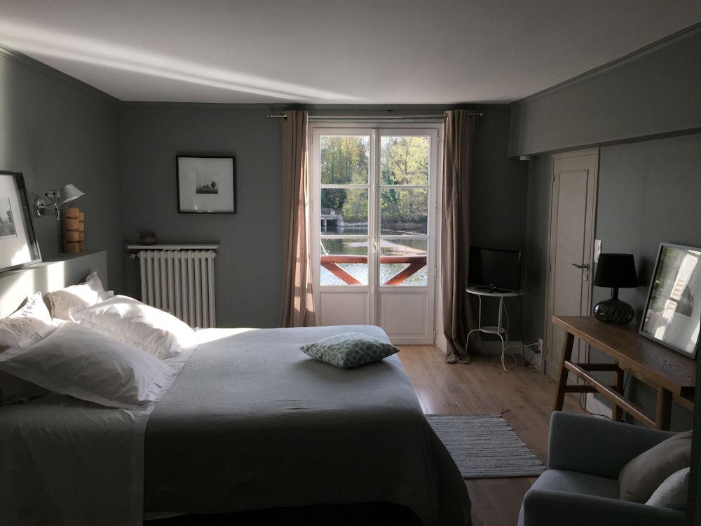 Chambres d'hôtes de Charme Moulin Saint Julien, chambres