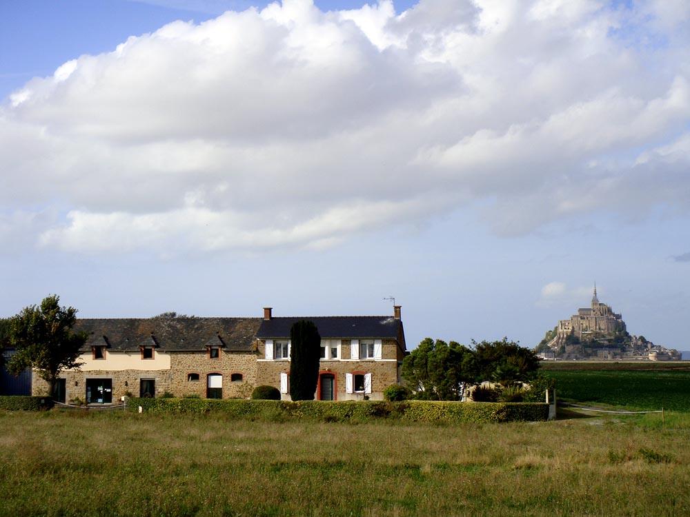 Chambres d 39 h tes la jacoti re chambres ardevon dans la manche 50 mont saint michel - Chambre d hote mont saint michel ...